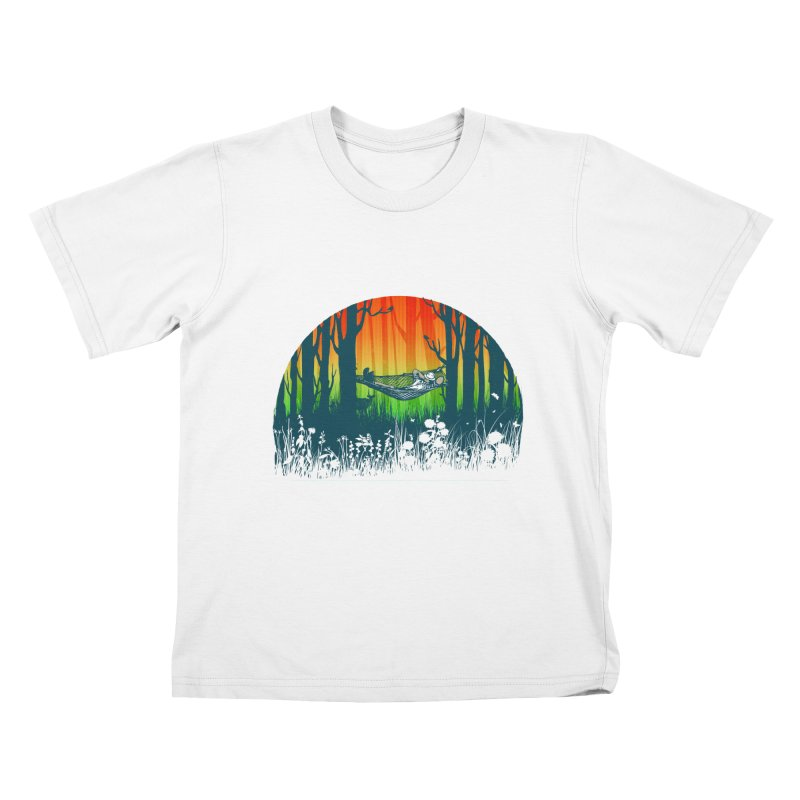 FOR-REST Kids T-Shirt by deyaz's Artist Shop