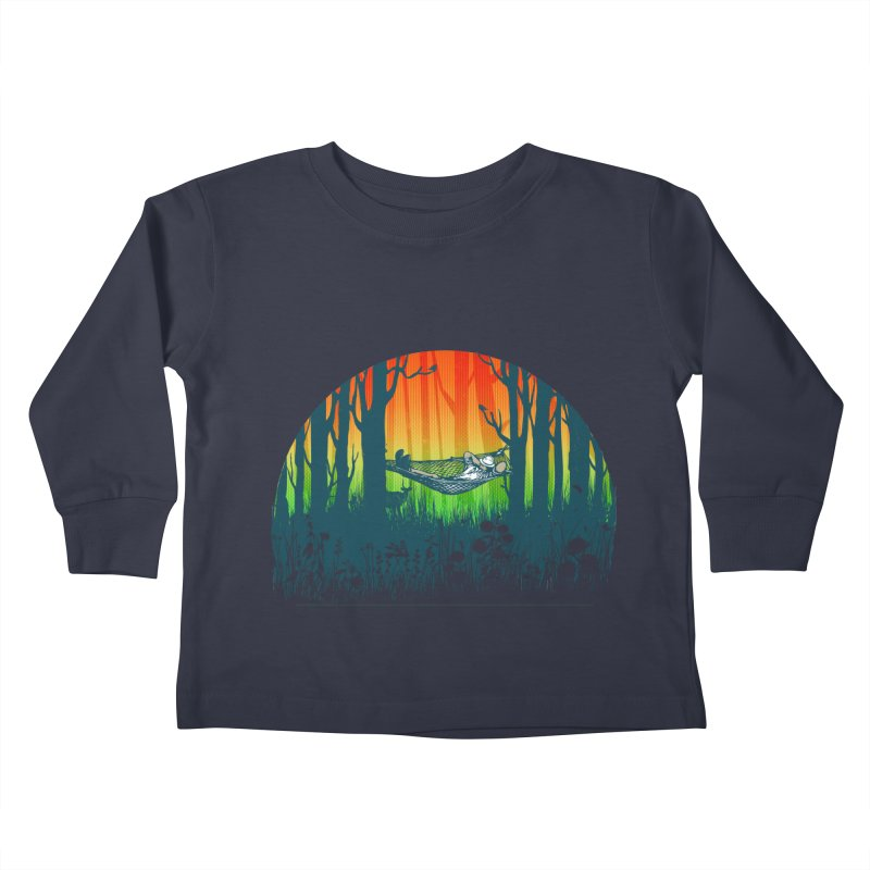 FOR-REST Kids Toddler Longsleeve T-Shirt by deyaz's Artist Shop
