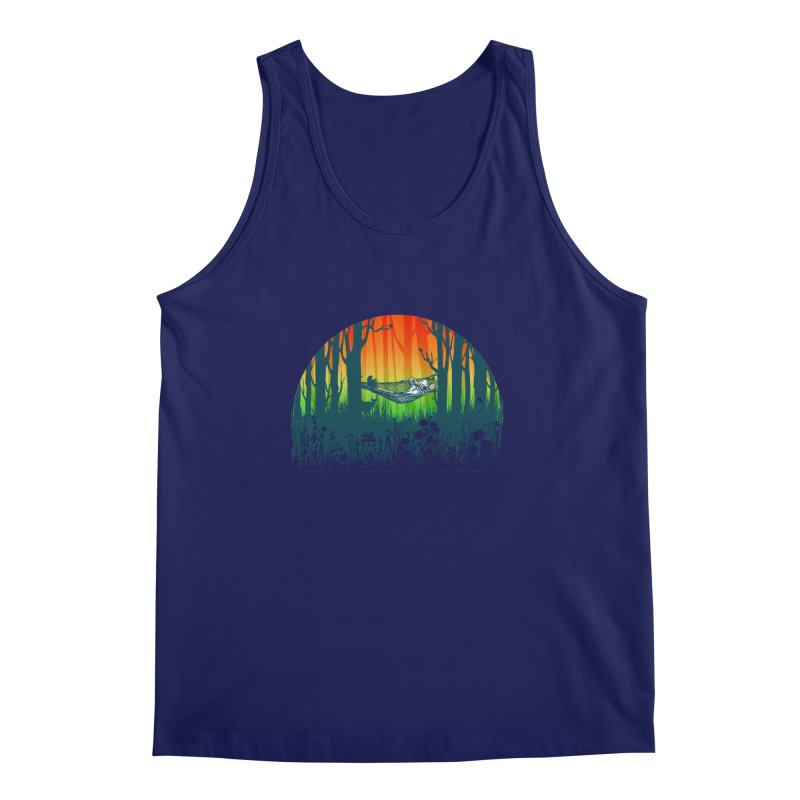 FOR-REST Men's Tank by deyaz's Artist Shop