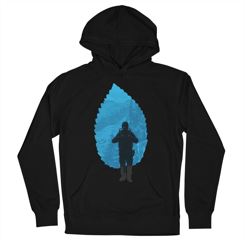 Men's Pullover Hoody by deyaz's Artist Shop