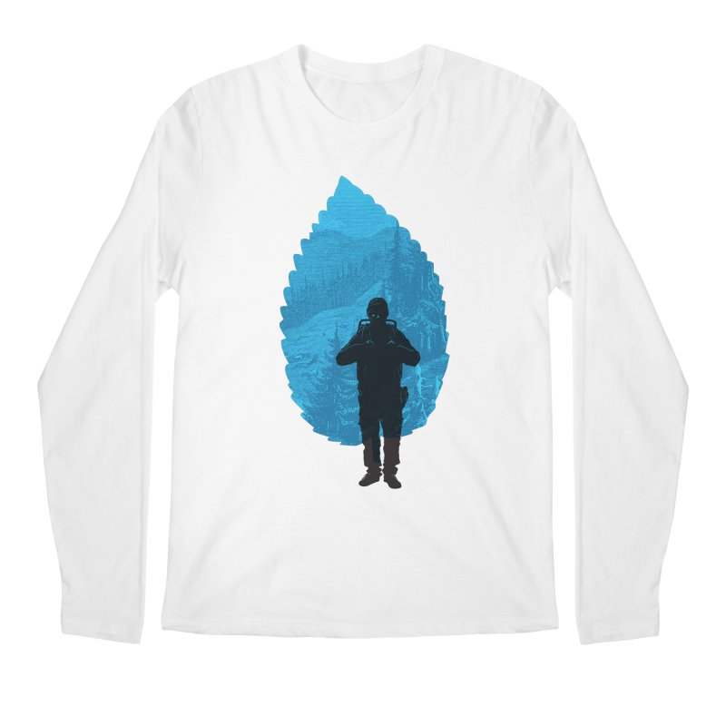 Men's Longsleeve T-Shirt by deyaz's Artist Shop