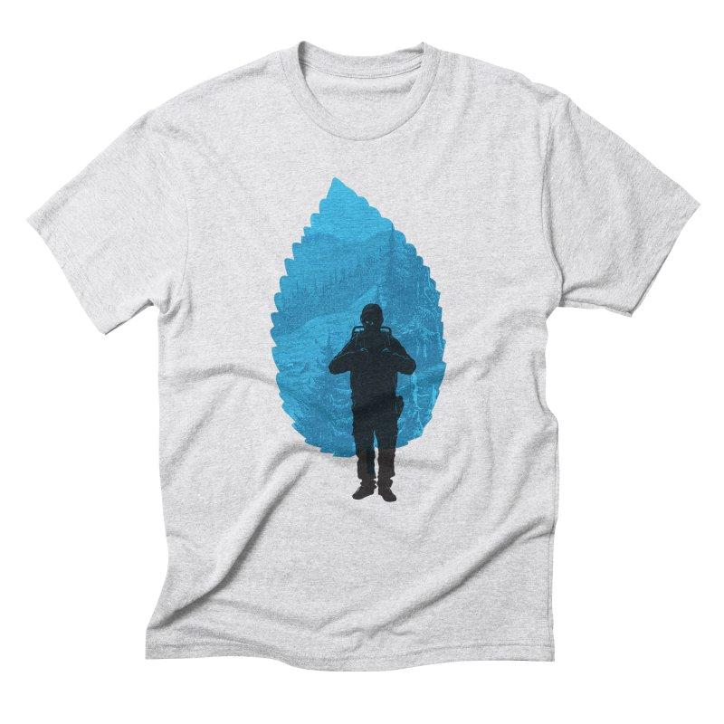 Men's Triblend T-Shirt by deyaz's Artist Shop