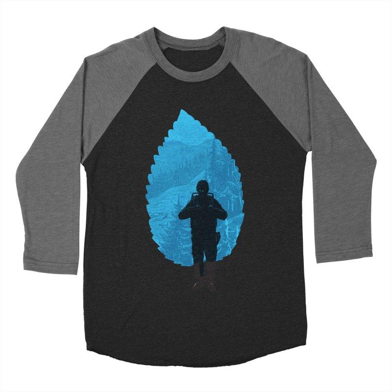 Women's Baseball Triblend T-Shirt by deyaz's Artist Shop