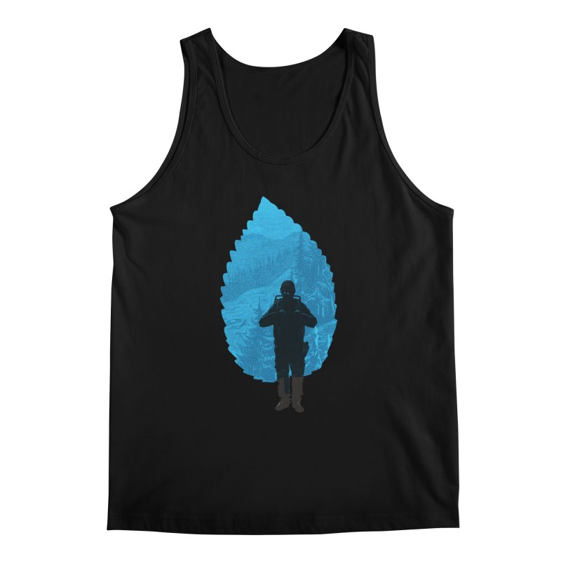 Men's Tank by deyaz's Artist Shop