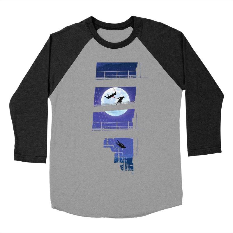 Last Samurai Women's Baseball Triblend T-Shirt by deyaz's Artist Shop
