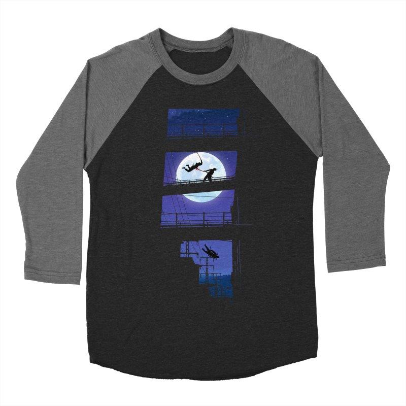 Last Samurai Men's Baseball Triblend T-Shirt by deyaz's Artist Shop
