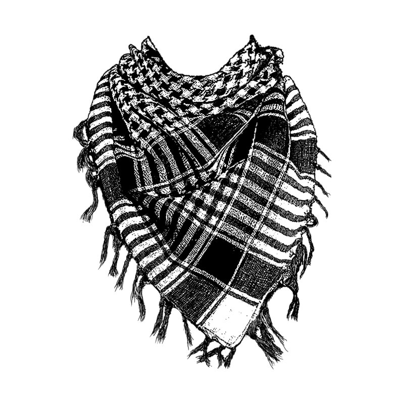 Keffiyeh None  by deyaz's Artist Shop