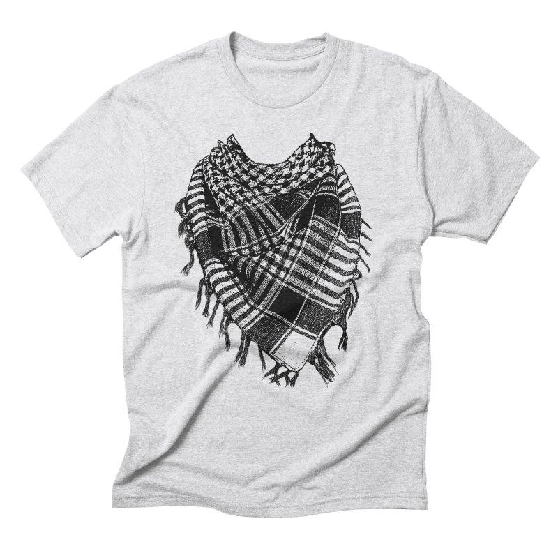 Keffiyeh Men's Triblend T-Shirt by deyaz's Artist Shop