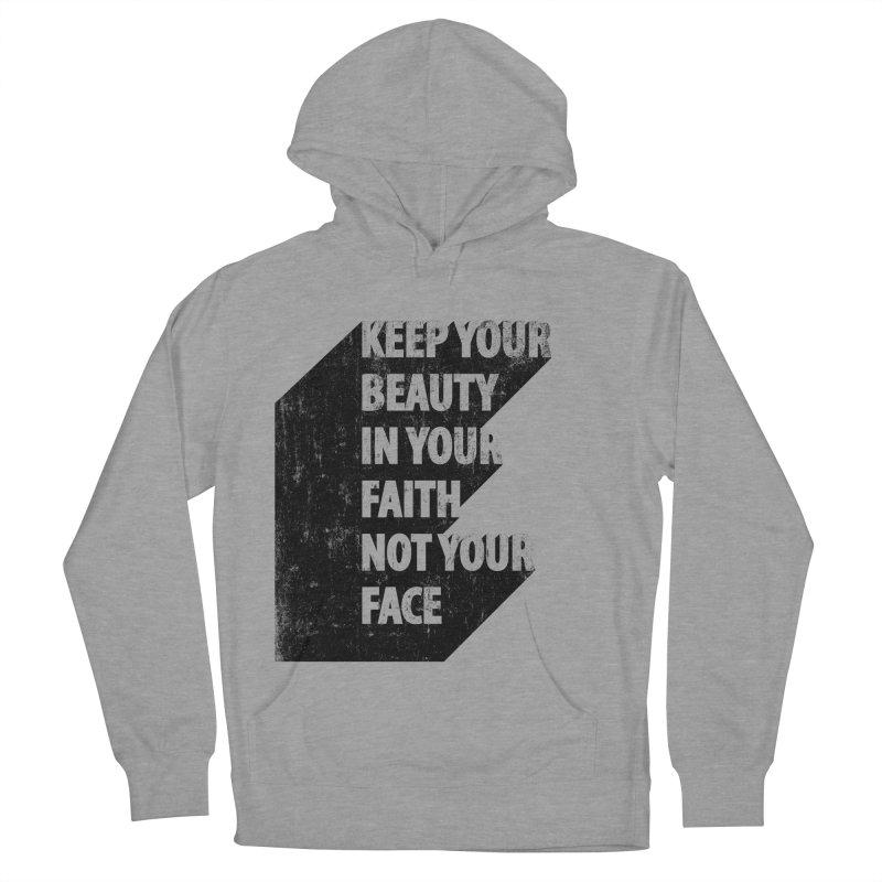 Keep Your Beauty Women's Pullover Hoody by deyaz's Artist Shop