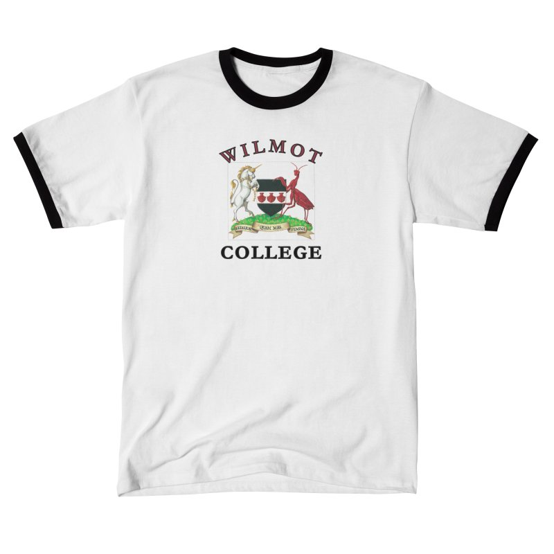 Wilmot College Women's T-Shirt by Daphnes Fantasies Merchandise