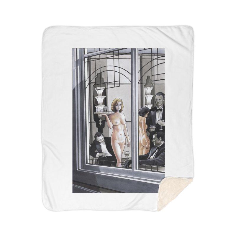 Queen of Angels #11 Home Blanket by Daphnes Fantasies Merchandise