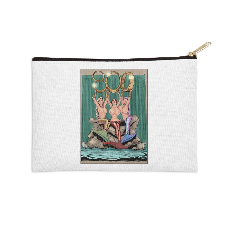 Saint James Infirmary Issue 800 Accessories Zip Pouch by Daphnes Fantasies Merchandise