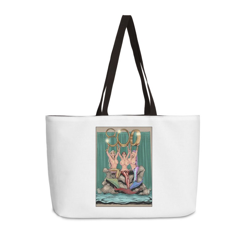 Saint James Infirmary Issue 800 Accessories Bag by Daphnes Fantasies Merchandise