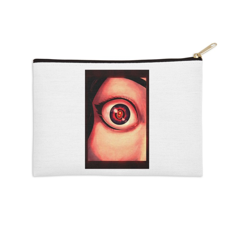 Beyond Rubies #1 Cover Accessories Zip Pouch by Daphnes Fantasies Merchandise