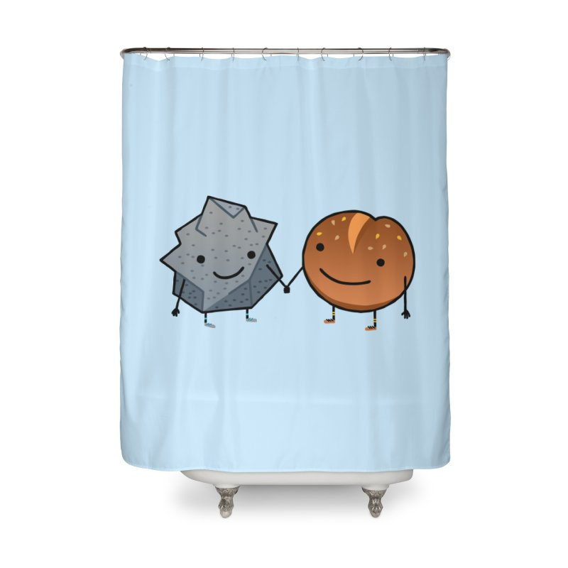 Rock & Roll Home Shower Curtain by dgeph's artist shop