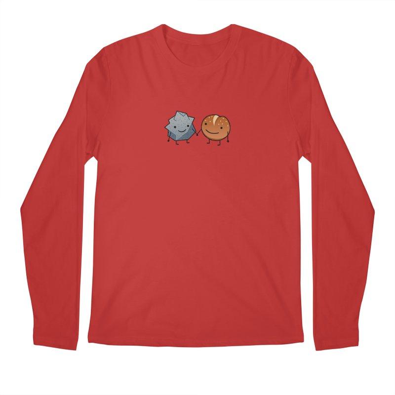 Rock & Roll Men's Longsleeve T-Shirt by dgeph's artist shop