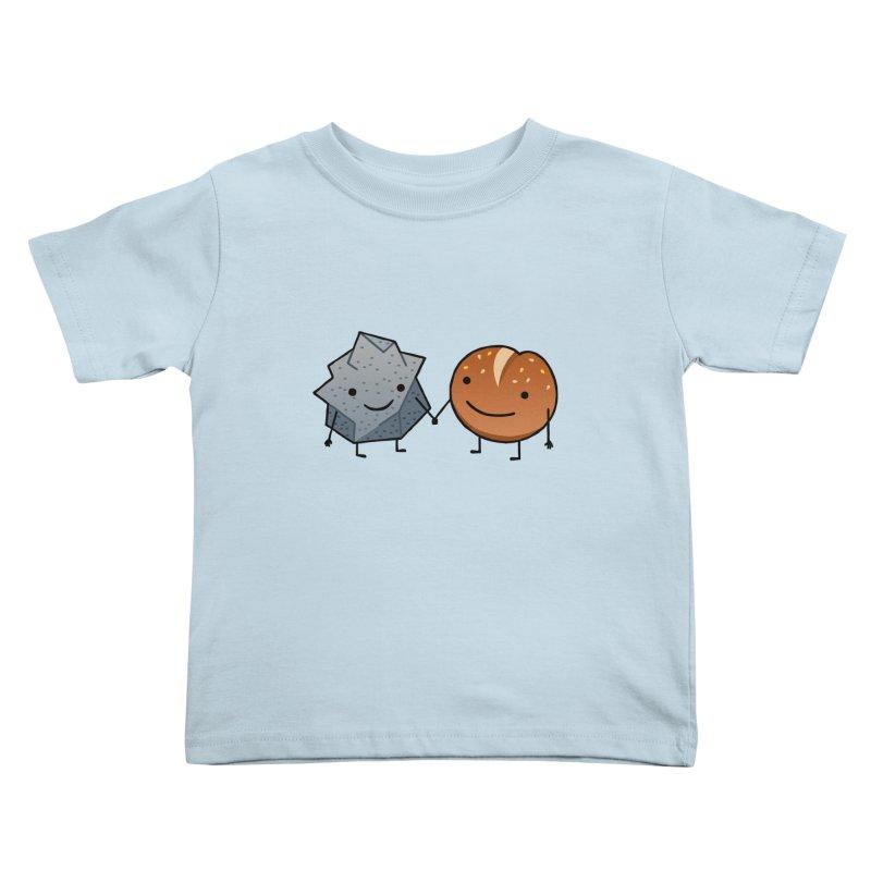Rock & Roll Kids Toddler T-Shirt by dgeph's artist shop