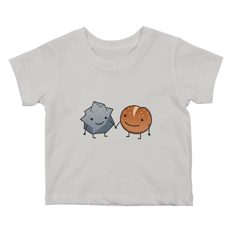 Rock & Roll Kids Baby T-Shirt by dgeph's artist shop