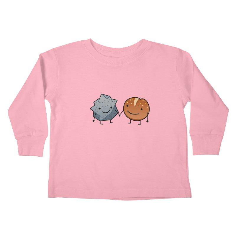Rock & Roll Kids Toddler Longsleeve T-Shirt by dgeph's artist shop