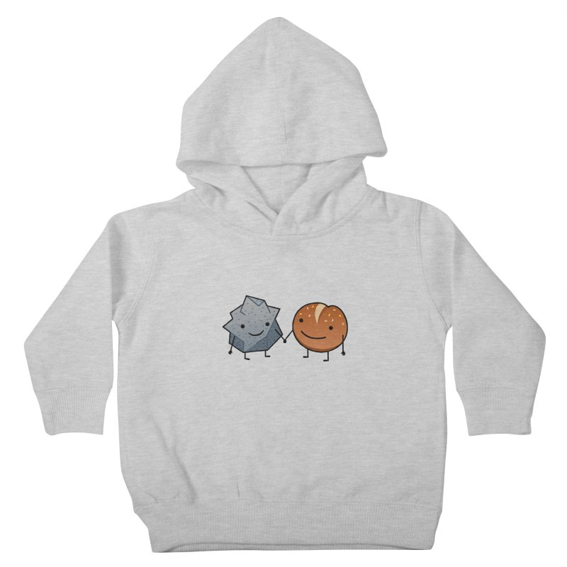 Rock & Roll Kids Toddler Pullover Hoody by dgeph's artist shop