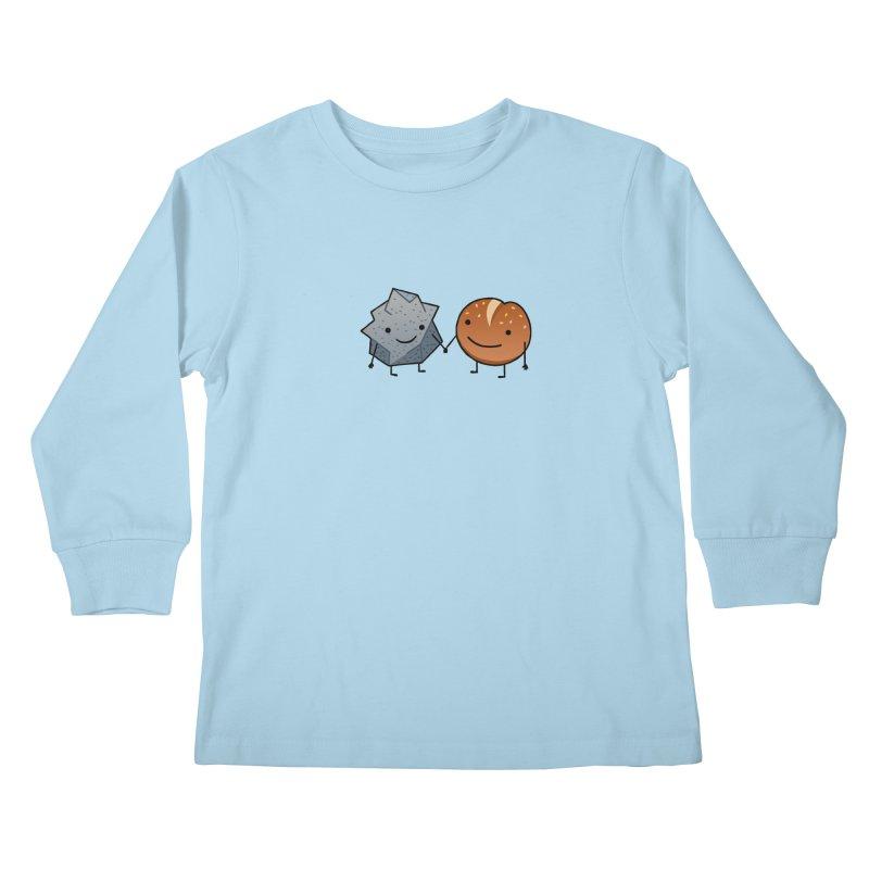 Rock & Roll Kids Longsleeve T-Shirt by dgeph's artist shop