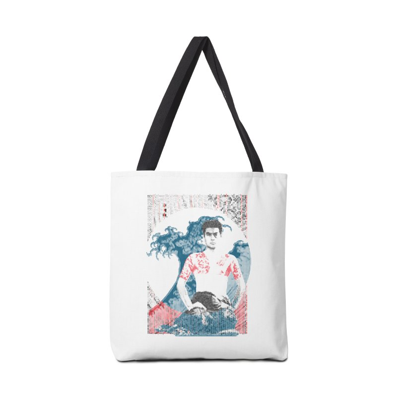 Samurai/Great Wave Accessories Bag by dgeph's artist shop