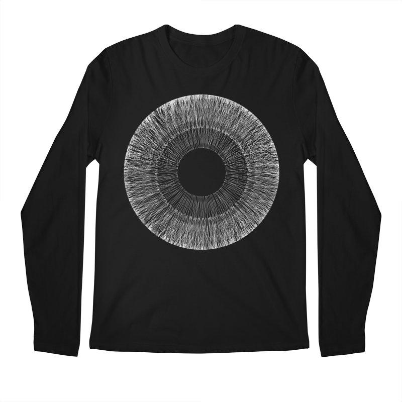 Iris Men's Longsleeve T-Shirt by dgeph's artist shop