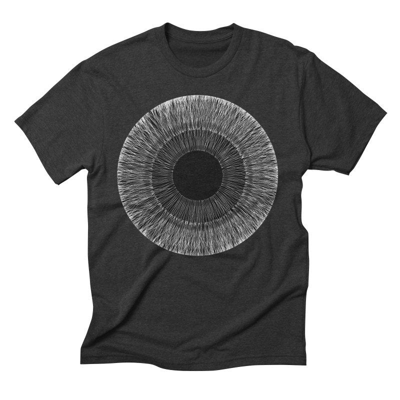 Iris Men's Triblend T-Shirt by dgeph's artist shop