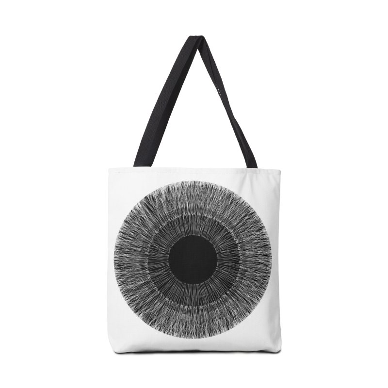 Iris Accessories Bag by dgeph's artist shop