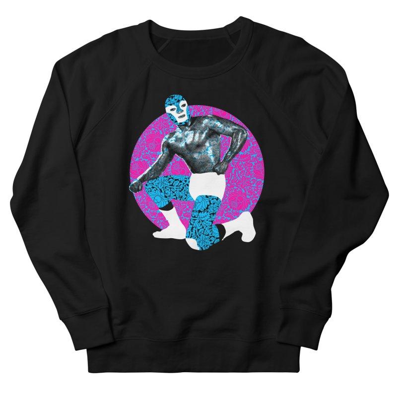 Luchador 2 Men's Sweatshirt by dgeph's artist shop