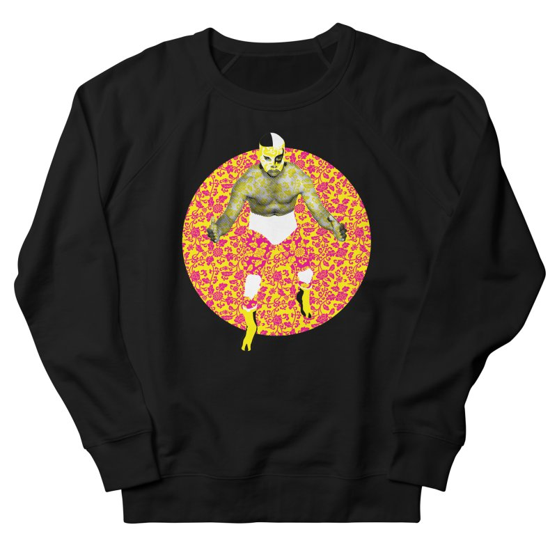 Luchador 1 Women's Sweatshirt by dgeph's artist shop