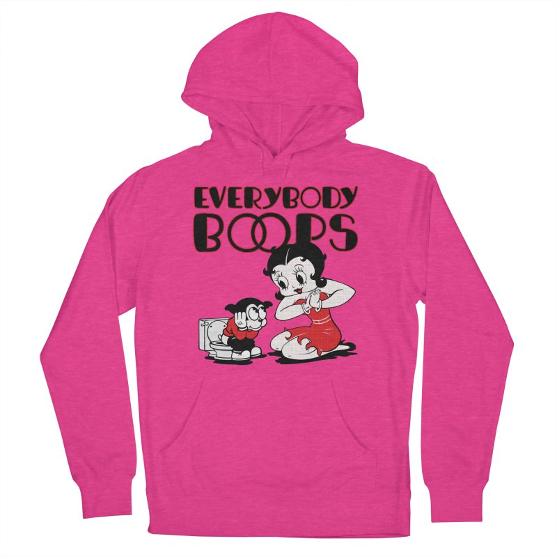 Everybody Boops 1 Women's Pullover Hoody by dgeph's artist shop