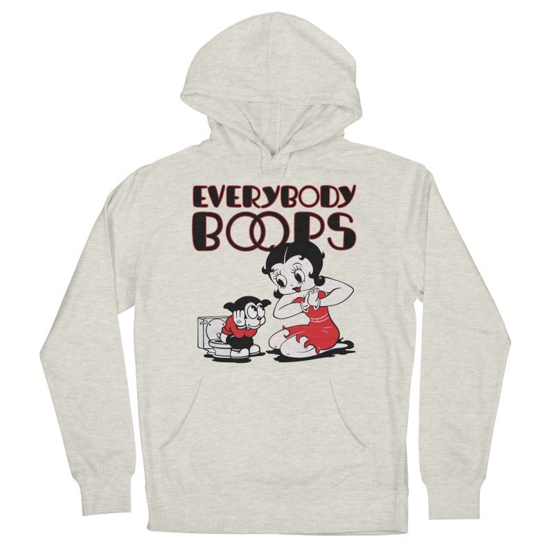 Everybody Boops 1 Men's Pullover Hoody by dgeph's artist shop