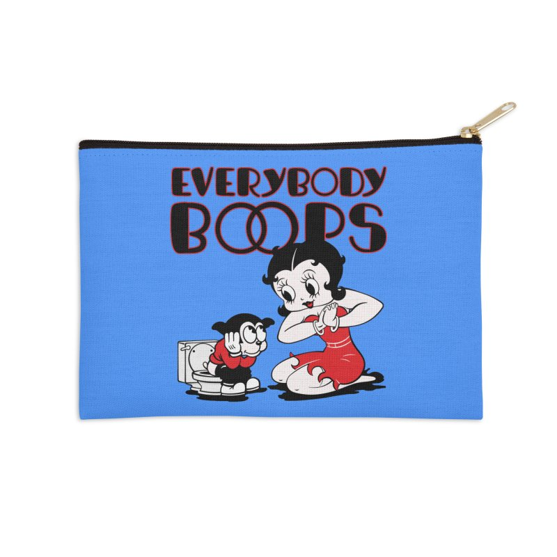 Everybody Boops 1 Accessories Zip Pouch by dgeph's artist shop