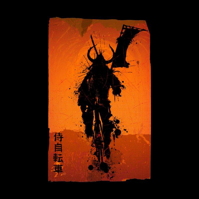 Bike Samurai Men's Triblend T-Shirt by dgeph's artist shop