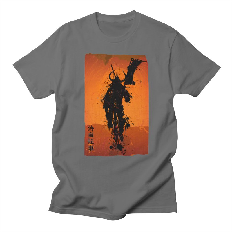 Bike Samurai Men's T-Shirt by dgeph's artist shop