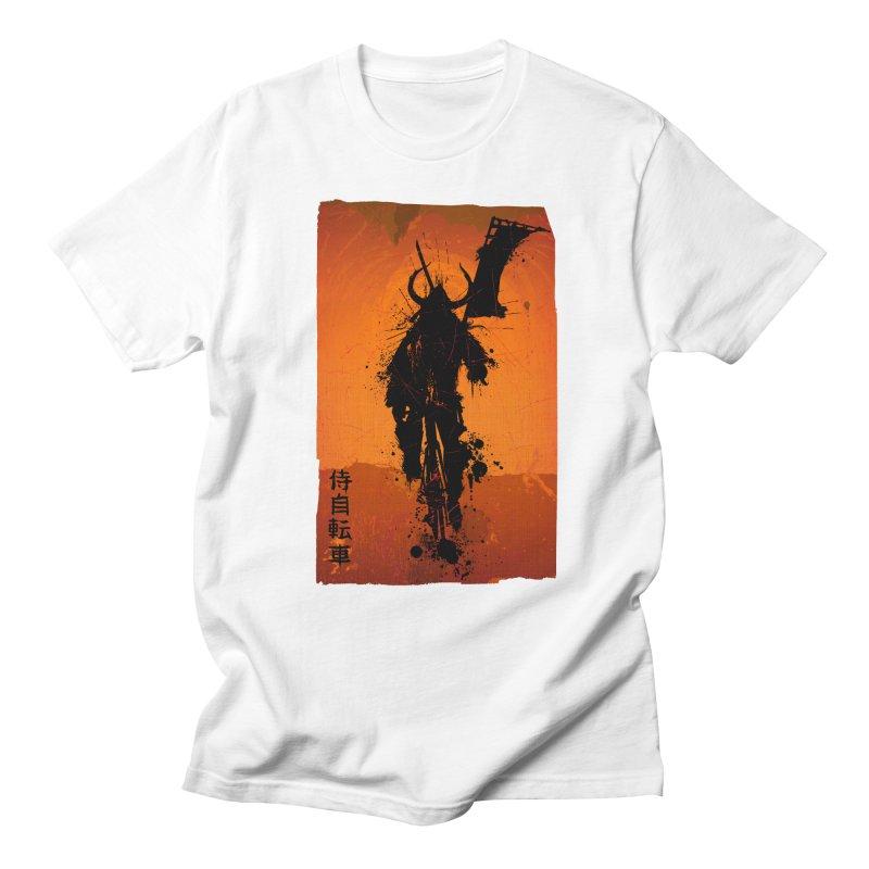 Bike Samurai Men's T-shirt by dgeph's artist shop