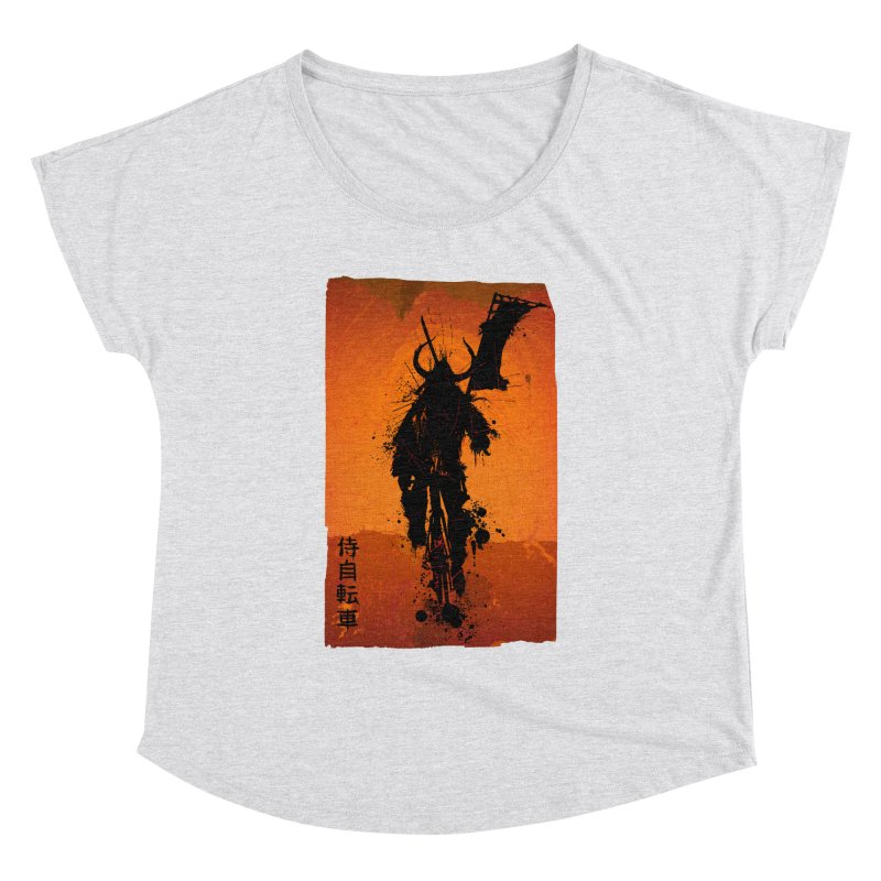 Bike Samurai Women's Dolman by dgeph's artist shop