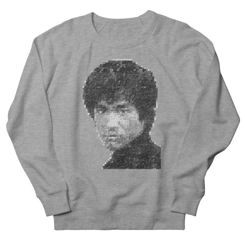 Bruce Lee (Positive Image) Women's Sweatshirt by dgeph's artist shop
