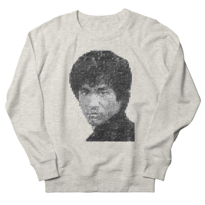 Bruce Lee (Positive Image) Men's Sweatshirt by dgeph's artist shop