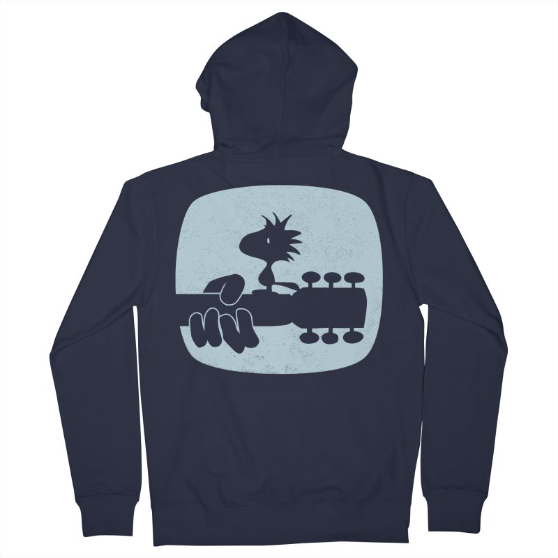Woodstock(s) Men's Zip-Up Hoody by dgeph's artist shop