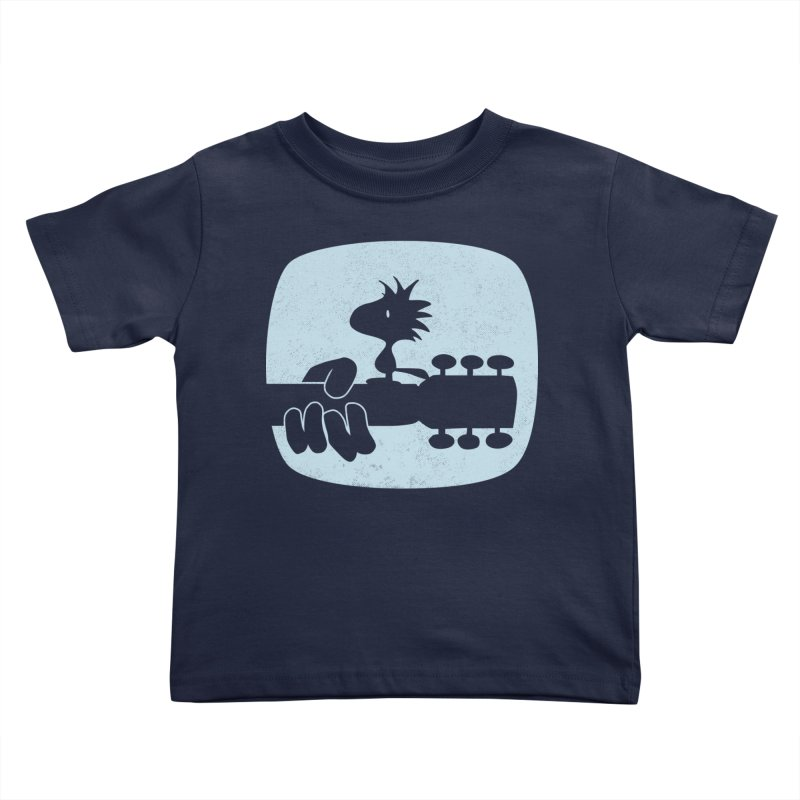 Woodstock(s) Kids Toddler T-Shirt by dgeph's artist shop