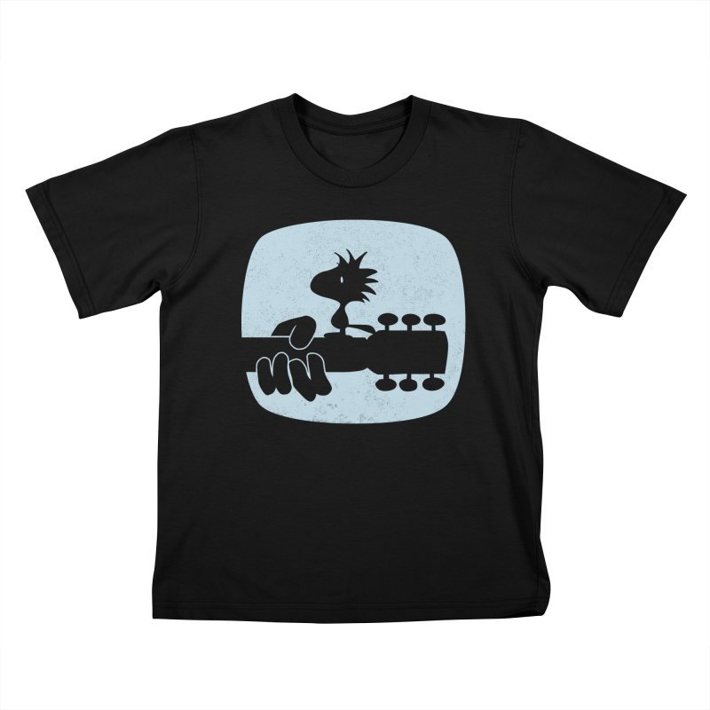 Woodstock(s) Kids T-Shirt by dgeph's artist shop