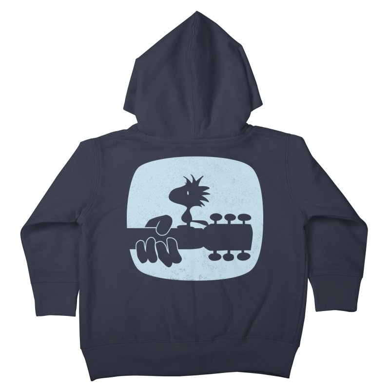 Woodstock(s) Kids Toddler Zip-Up Hoody by dgeph's artist shop