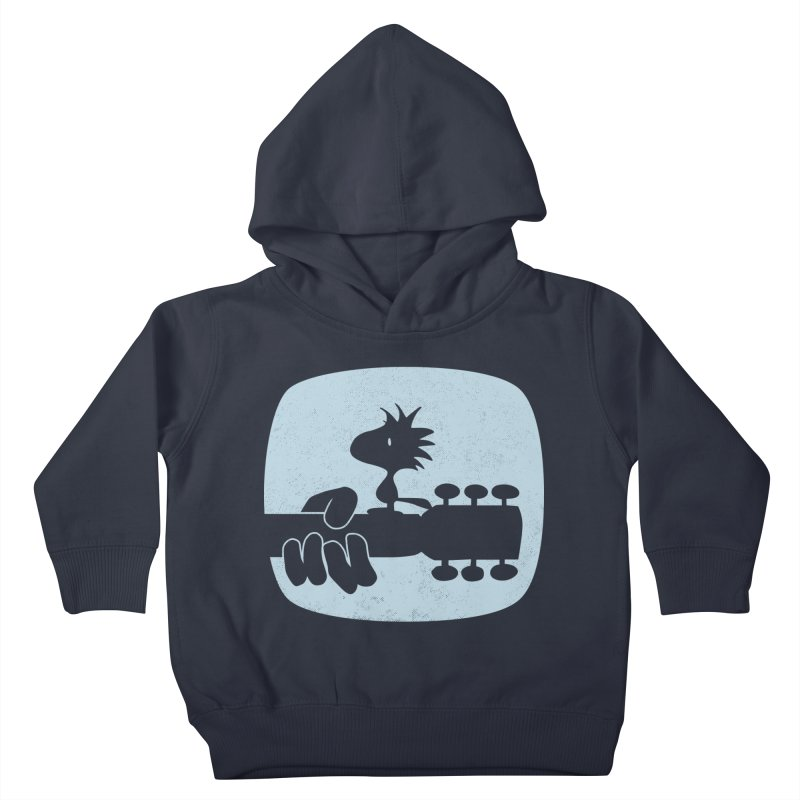 Woodstock(s) Kids Toddler Pullover Hoody by dgeph's artist shop