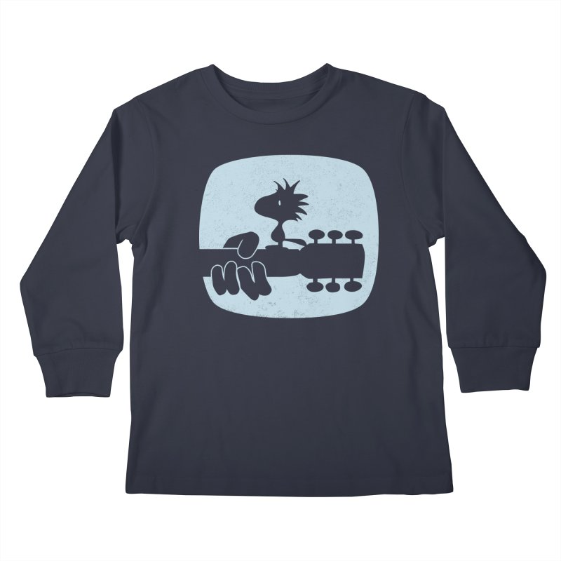 Woodstock(s) Kids Longsleeve T-Shirt by dgeph's artist shop