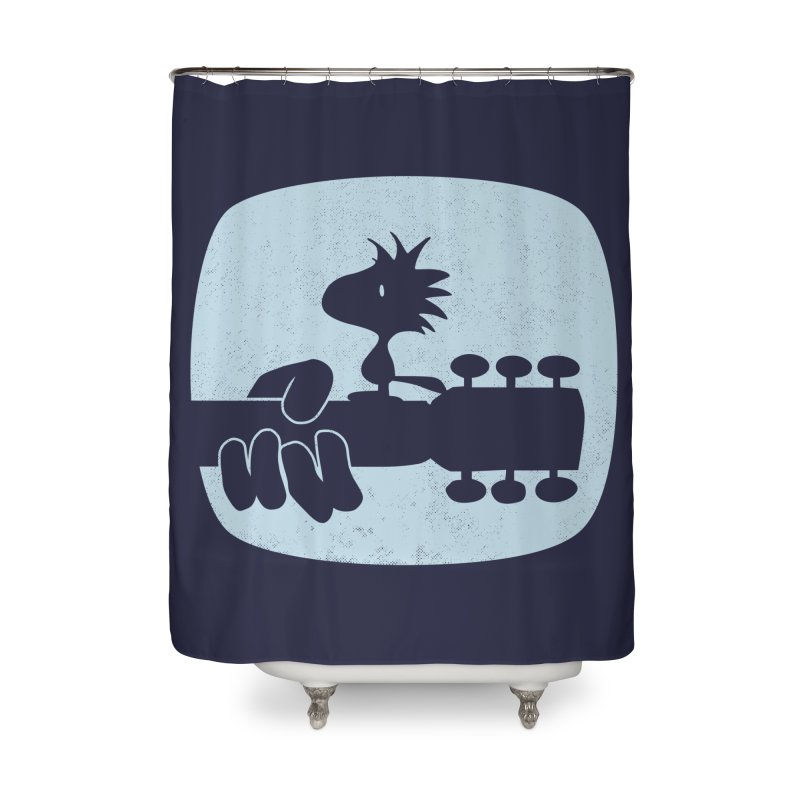 Woodstock(s) Home Shower Curtain by dgeph's artist shop