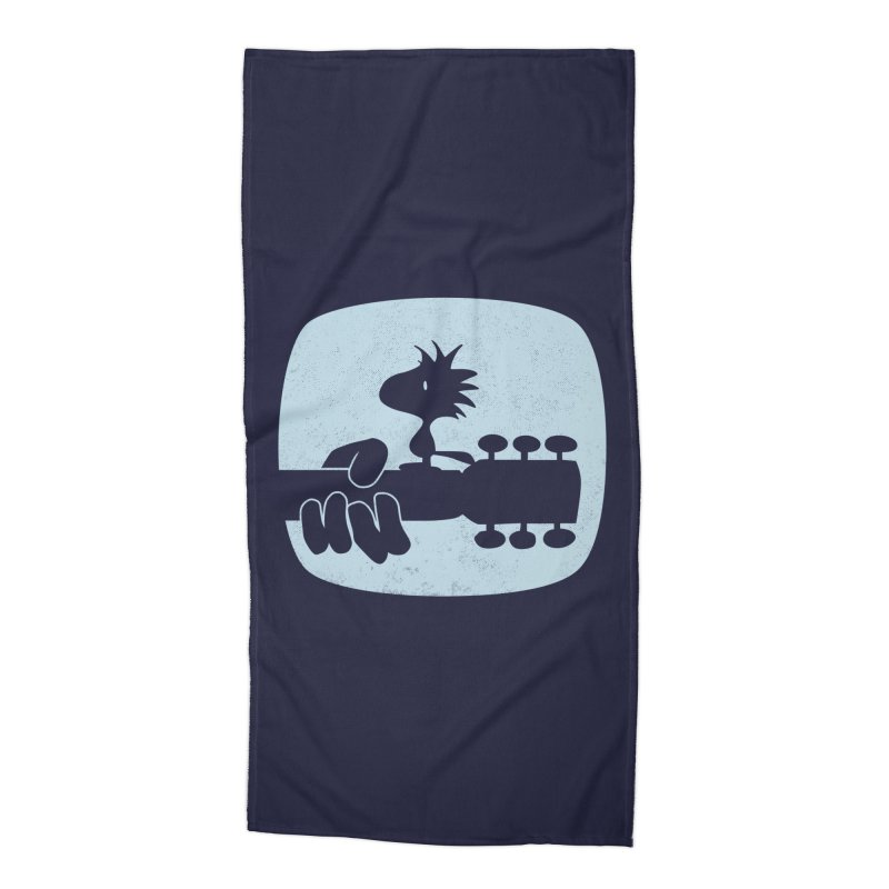Woodstock(s) Accessories Beach Towel by dgeph's artist shop