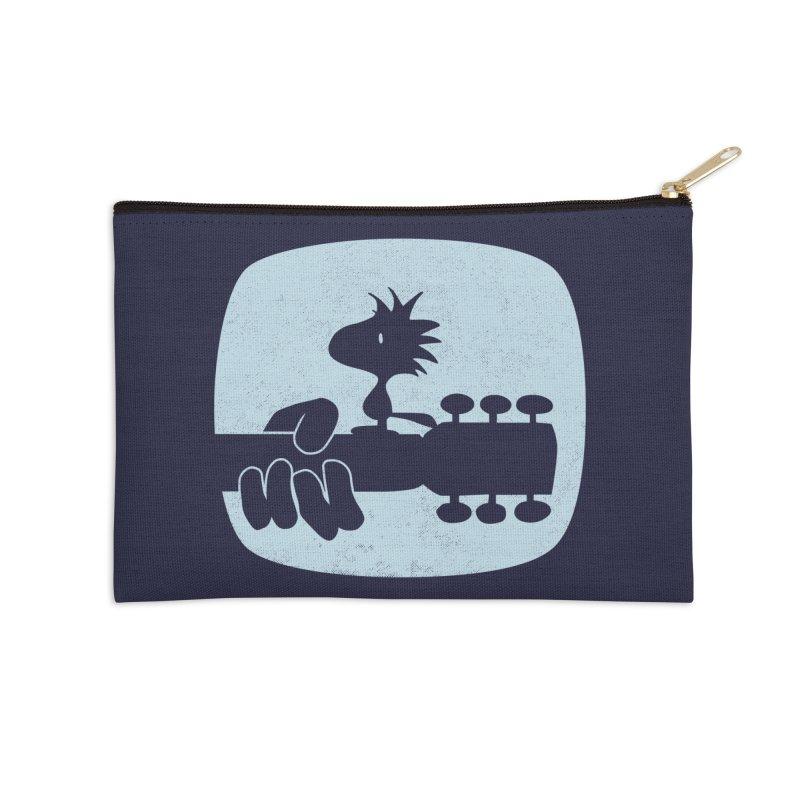 Woodstock(s) Accessories Zip Pouch by dgeph's artist shop