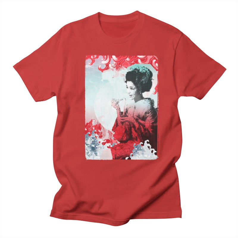 Geisha 1 Men's T-Shirt by dgeph's artist shop